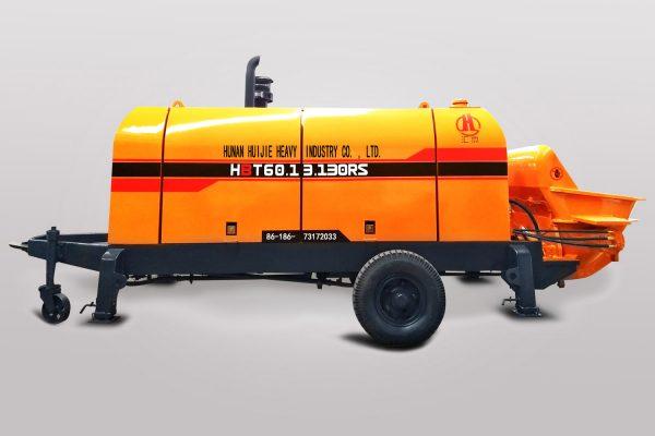 Diesel concrete pump HBT60.13.130RS