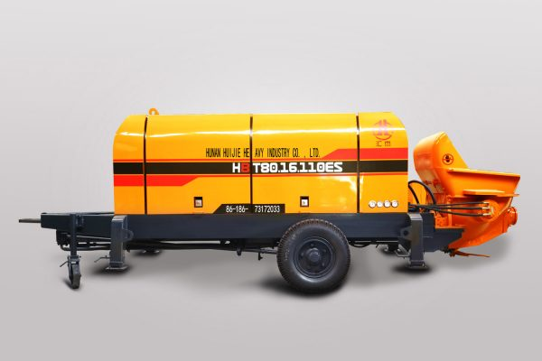 Electric concrete pump HBT80.16.110ES
