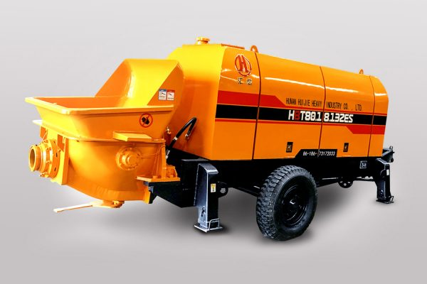 Electric concrete pump HBT80.18.132ES