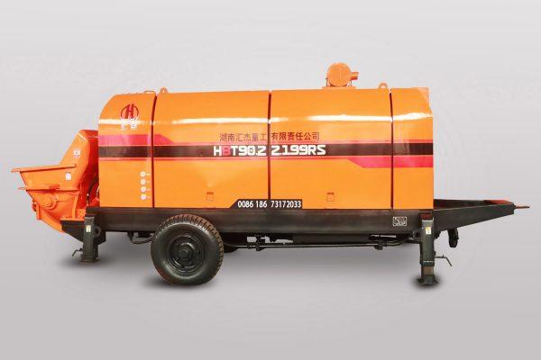 Diesel concrete pump HBT90.22.199RS