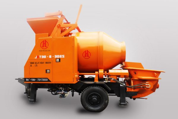 Electric Concrete Mixer Pump JBT30-8-30ES
