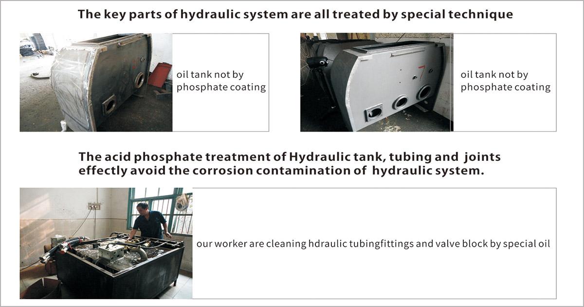 concrete mixer pump accessories treatment