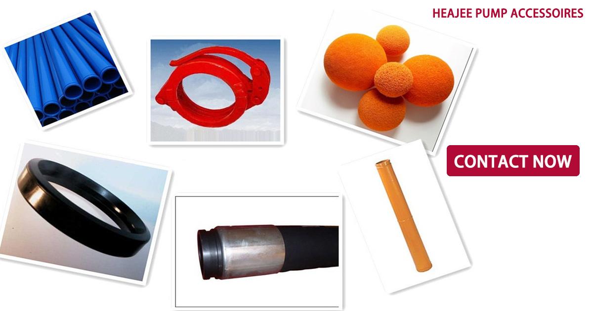 concrete pump accessories